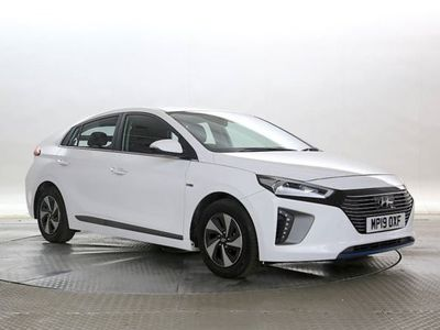 used Hyundai Ioniq 1.6 GDi Premium Hybrid 5dr
