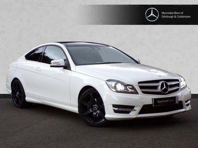 used Mercedes C250 C-ClassCDI AMG Sport Edition 2dr Auto [Premium Plus]