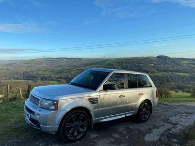 used Land Rover Range Rover Sport 4.2 V8 Supercharged First Edition 5dr
