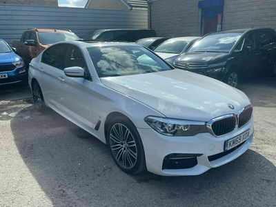 used BMW 530 5 Series 2.0 e iPerformance 9.2kWh M Sport Auto (s/s) 4dr
