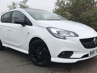 used Vauxhall Corsa 1.4T [100] Limited Edition 5dr