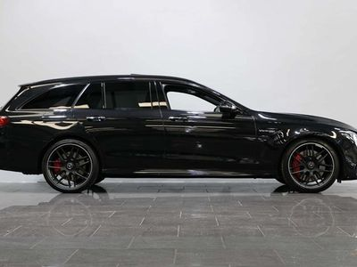 used Mercedes S63 AMG E-Class Estate E4Matic+ AMG Speedshift MCT auto 5d