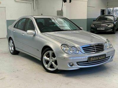 used Mercedes C320 C Class 3.0CDI Avantgarde SE 7G-Tronic 4dr