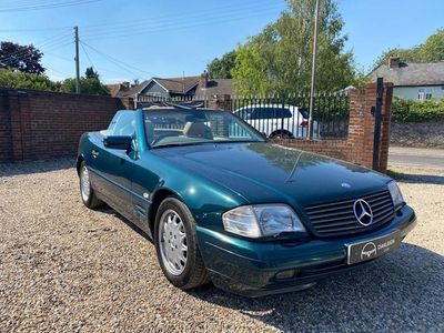 used Mercedes SL320 SL Class 3.2Convertible 2dr Petrol Automatic (258 g/km, 231 bhp)