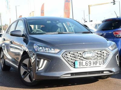 used Hyundai Ioniq 1.6 GDi (105ps) 1st Ed Hybrid DCT 5Dr Hatch Hatchback hatchback special editions