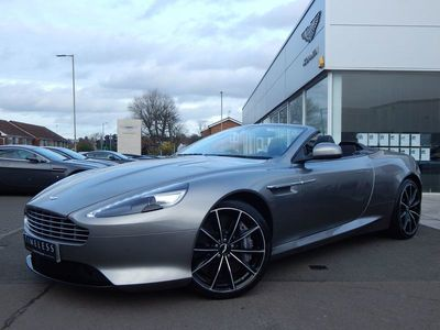 used Aston Martin DB9 2017 Brentwood V12 GT 2dr Volante Touchtronic
