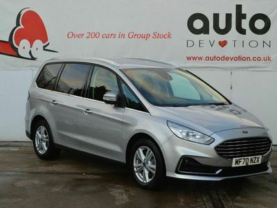 used Ford Galaxy TITANIUM ECOBLUE Auto 5-Door