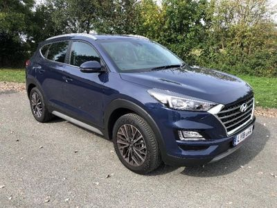 used Hyundai Tucson 1.6 CRDI PREMIUM estate diesel estate