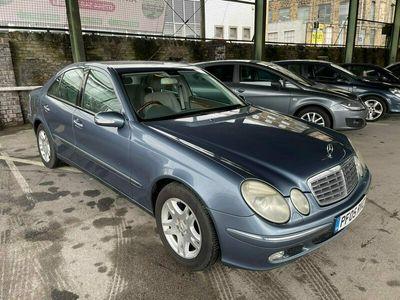 used Mercedes E220 E ClassCDI Elegance 4dr Tip Auto