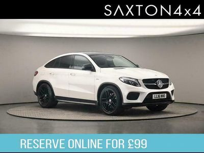 used Mercedes GLE450 AMG GLE Class 3.0V6 AMG (Premium Plus) G-Tronic 4MATIC (s/s) 5dr
