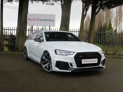 used Audi RS4 RS4TFSI Quattro Sport Edition 5dr S Tronic Auto
