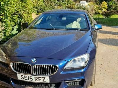 used BMW 640 6 Series Gran Coupe 3.0 d M Sport Gran Coupe Steptronic 4dr