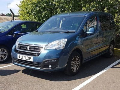 used Peugeot Partner Tepee 1.6 Bluehdi 75 Active 5Dr