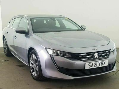 used Peugeot 508 SW 1.5 BlueHDi Active