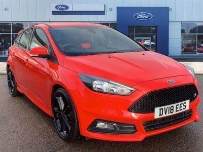 used Ford Focus ST 2.0T EcoBoost ST-2 Navigation 5dr Petrol Hatchback