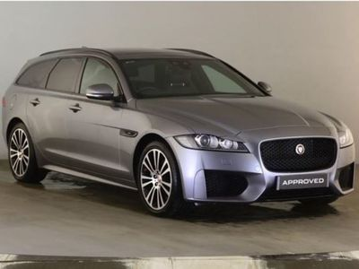 used Jaguar XF Sportbrake 2.0i [250] Chequered Flag 5dr Auto special editions