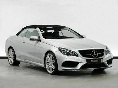 used Mercedes E350 E ClassCabriolet AMG Line Edition 3.0 2dr