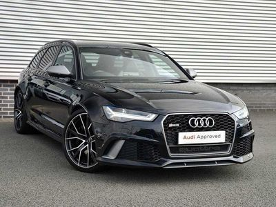 used Audi RS6 RS6Avant performance 4.0 TFSI quattro 605 PS tiptronic 8-speed Estate