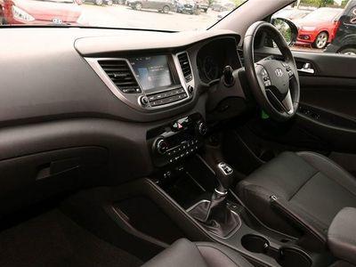 used Hyundai Tucson 1.6 Tgdi 177 Se Nav 5Dr 2Wd Dct