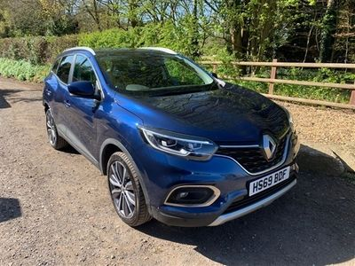 used Renault Kadjar S-EDITION 1.3 TCe 160 BHP REAR DAMAGE CATEGORY S **CURRENTLY BEING REPAIRED**