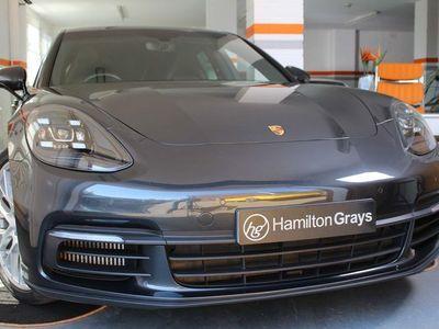 used Porsche Panamera 4.0 TD V8 4S PDK 4WD (s/s) 4dr