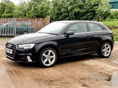 used Audi A3 1.0 TFSI Sport (s/s) 3dr