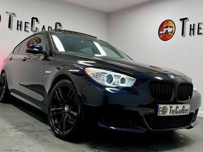 used BMW 535 Gran Turismo 5 SERIES 3.0 D M SPORT 5d 309 BHP ULEZ+REVCAM+MEMSEATS+PRONAV+HTDSEA