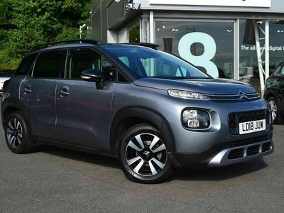 used Citroën C3 Aircross Compact SUV 1.2 PureTech (82bhp) Feel 5dr