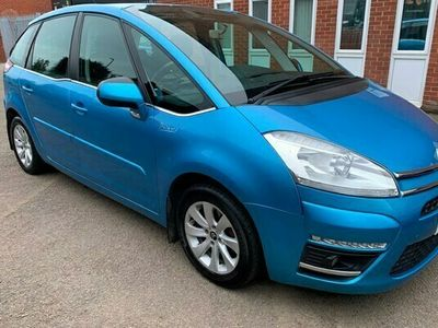 used Citroën C4 Picasso Estate 1.6 e-HDi Airdream VTR+ 5d EGS6