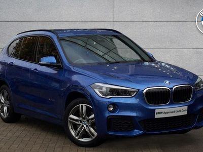 used BMW X1 xDrive20i M Sport