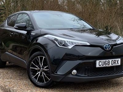 used Toyota C-HR Hatchback 1.8 Hybrid Excel [Leather] 5dr