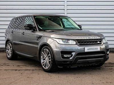 used Land Rover Range Rover Sport 3.0 SDV6 (306hp) HSE Dynamic 5dr
