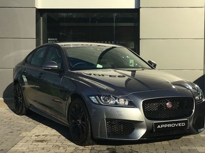used Jaguar XF Chequered Flag 2.0 i4 Petrol (250PS) Chequered Flag 4dr