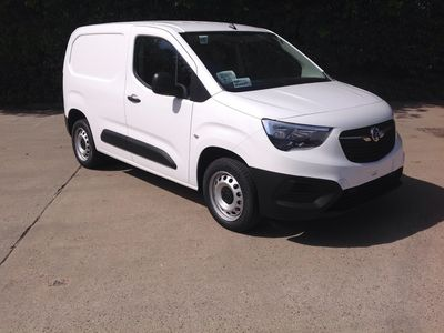 used Vauxhall Combo Life 2000 1.5 Turbo D 75ps H1 Edition Van