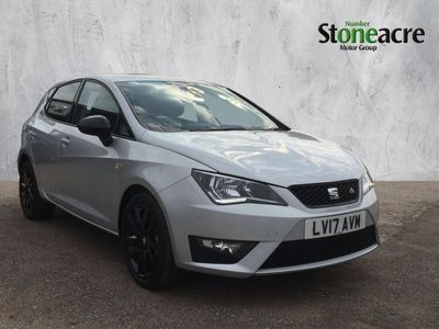 used Seat Ibiza 1.2 TSI FR Technology Hatchback 5dr Petrol Manual (119 g/km, 108 bhp)