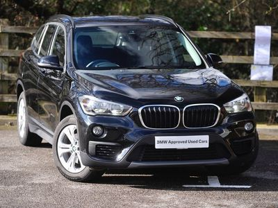 used BMW X1 Sdrive 18D Se 5Dr
