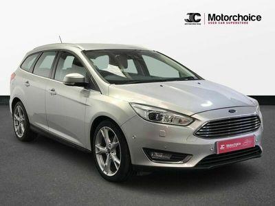 used Ford Focus 1.5 TDCi Titanium X (s/s) 5dr