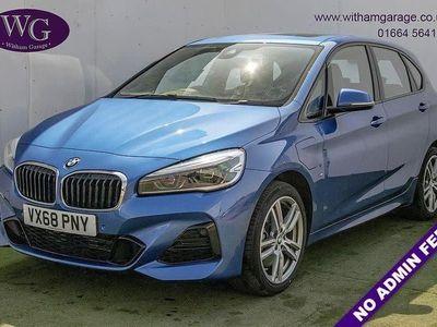 used BMW 225 Active Tourer 2 SERIES 1.5 XE M SPORT PREMIUM 5d 134 BHP
