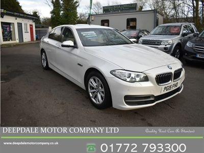 used BMW 520 5 Series 2.0 I SE 4DR