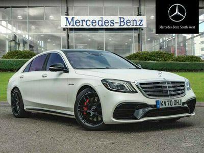 used Mercedes S63L AMG AMG