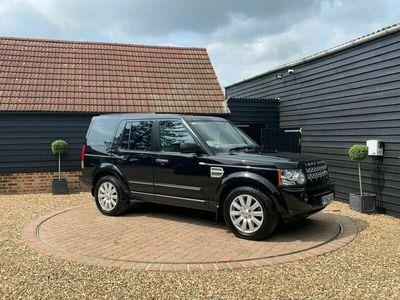 used Land Rover Discovery 4 3.0 SD V6 HSE Auto 4WD 5dr