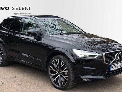used Volvo XC60 2.0 T5 [250] R Design Pro 5Dr Geartronic