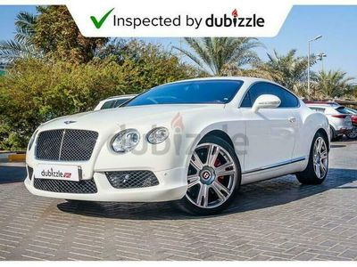 used Bentley Continental -