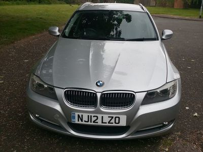 used BMW 320 3 Series 2.0 d Exclusive Edition Touring 5dr