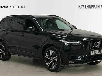 used Volvo XC90 2.0 B5P [250] R DESIGN 5dr AWD Gtron suv 2021