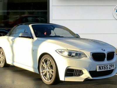 used BMW M235 2 Series2dr Step Auto