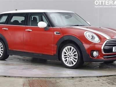 used Mini Cooper D Clubman CHILI PACK + HEATED SEATS + NAVIGATION