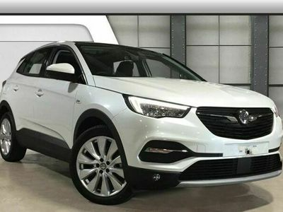 used Vauxhall Grandland X Hatchback 2020