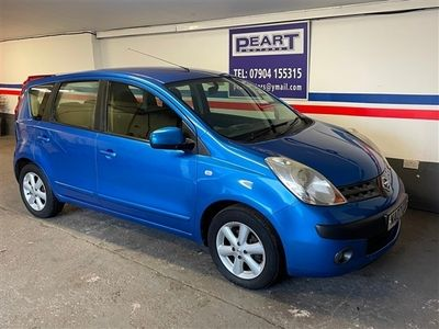 used Nissan Note 1.4 SE 5dr