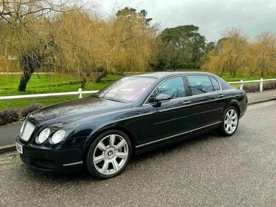 used Bentley Continental Flying Spur Saloon 6.0 W12 4d Auto